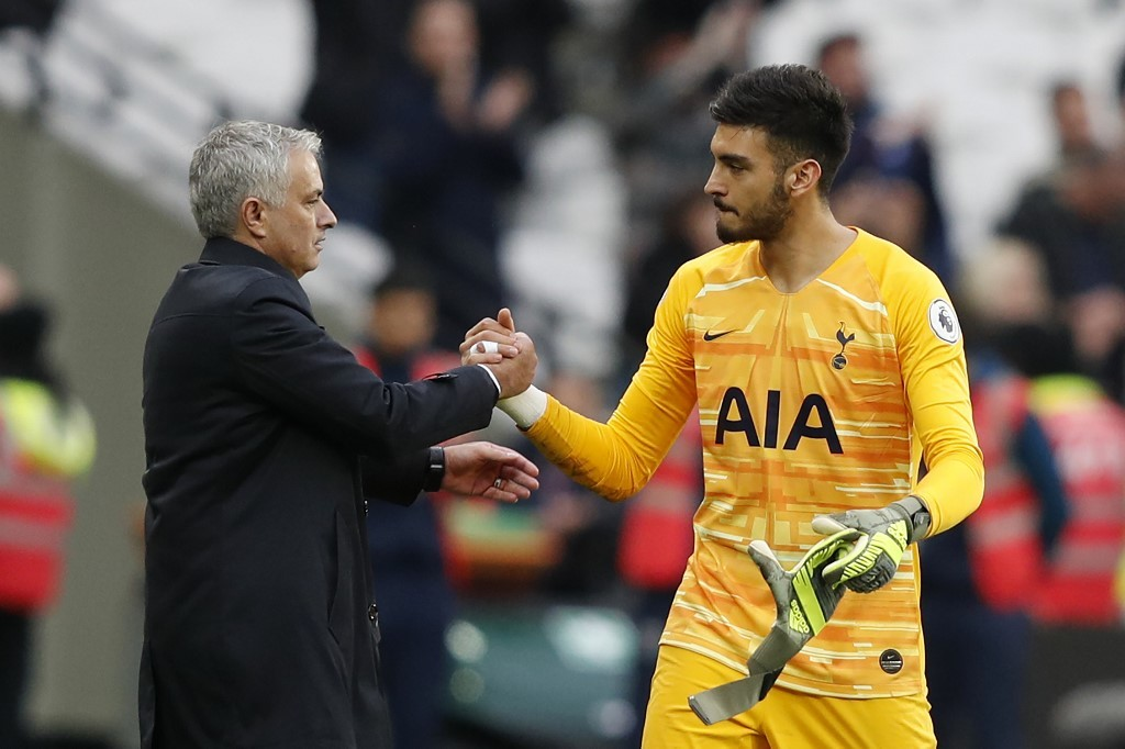 Spurs have too much time between games says Mourinho
