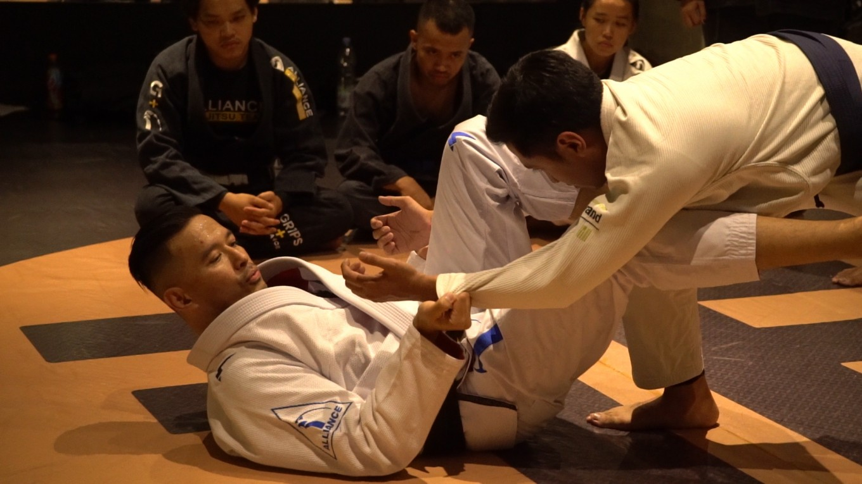 Deddy Wigraha: bringing Brazilian Jiu Jitsu to Indonesia's martial arts scene