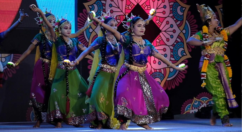 Deepavali celebration lights up Jakarta