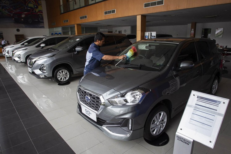 Nissan formally closes Indonesian factory