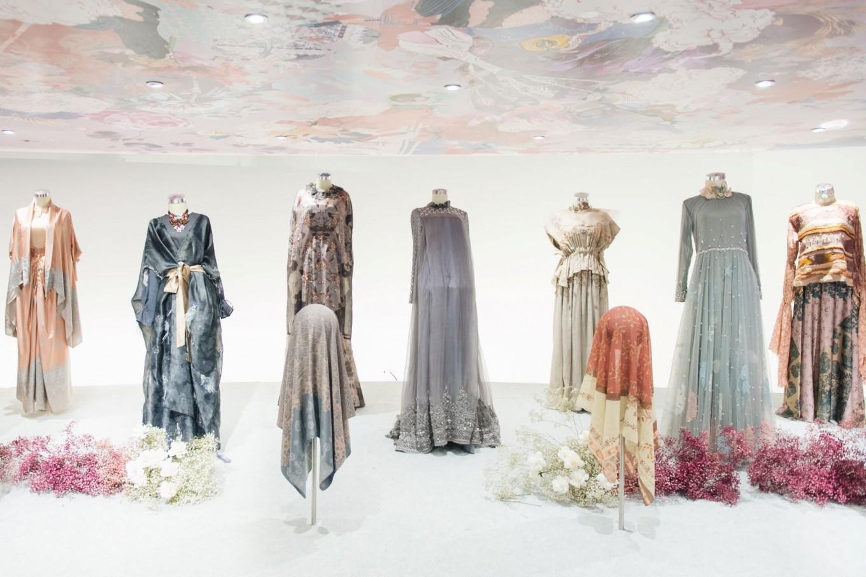 AI and modest wear: Ria Miranda celebrates 10-year fashion career