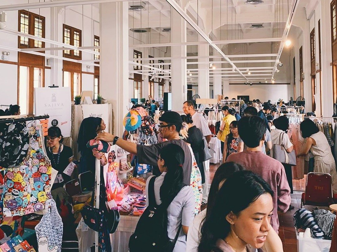 Warming up for year-end shopping: Semasa, Museum MACAN x Kokken creative markets