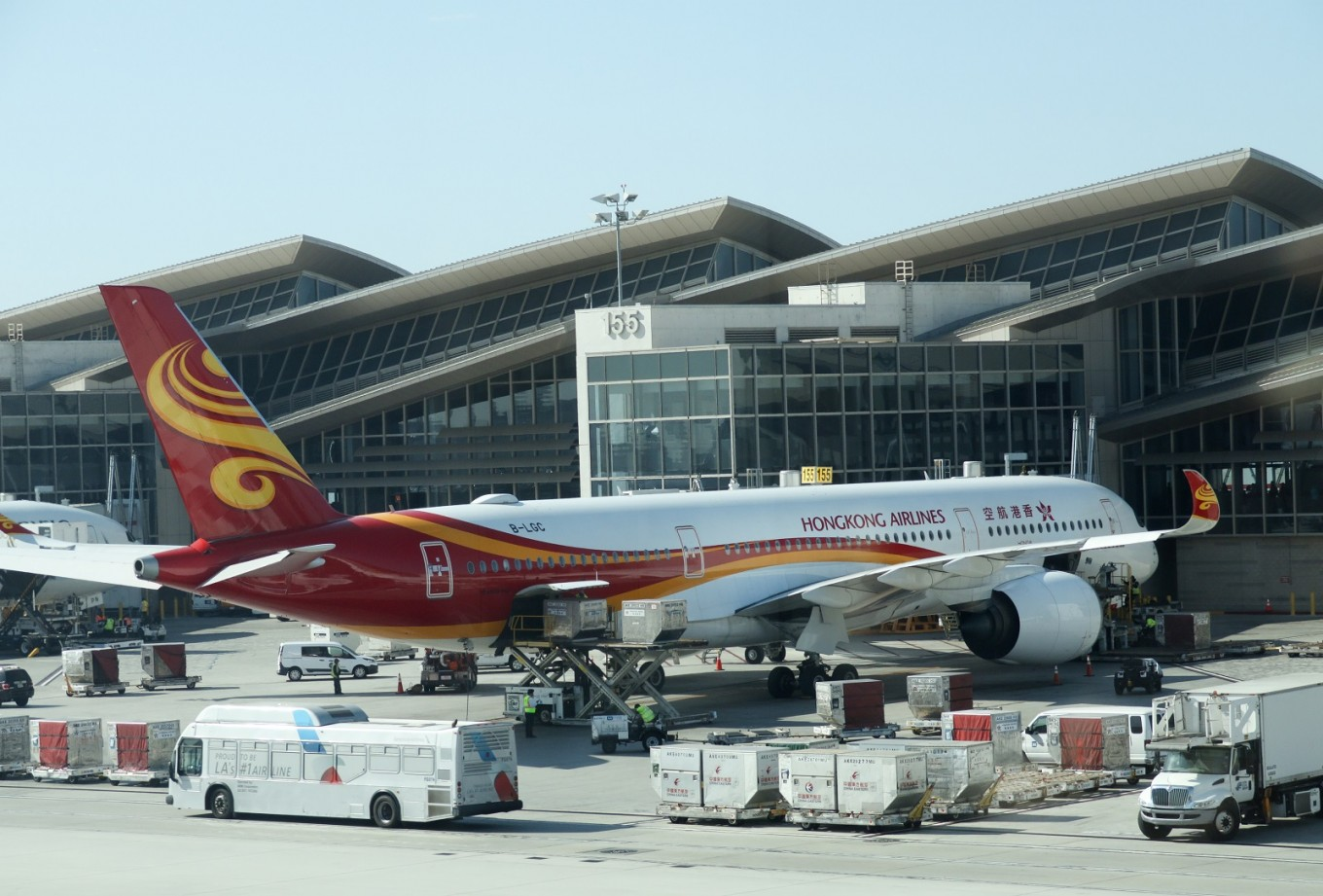 Hong Kong Airlines delays salaries as protests hit tourism