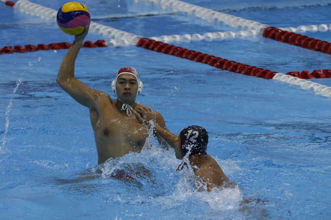 SEA Games: Indonesian water polo earns first gold, ends Singapore's domination