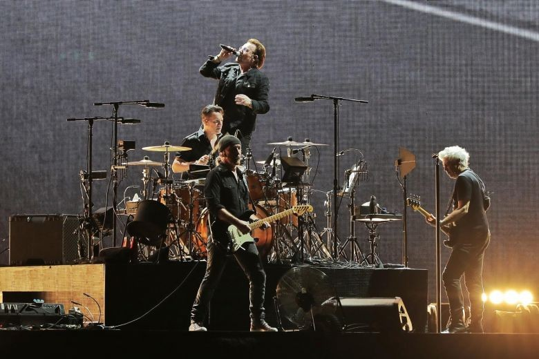 For diehard fans, U2's first Singapore concert in 43 years worth the wait