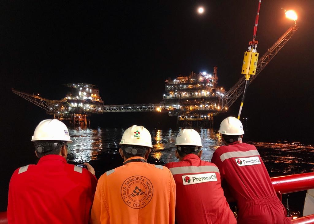 Premier Oil's $325m gas project in Natuna sea begins operations