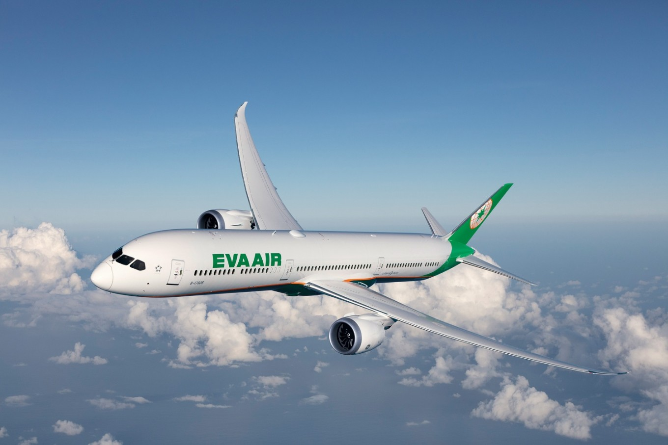 EVA Air to open direct flight from Taipei to Phuket in April