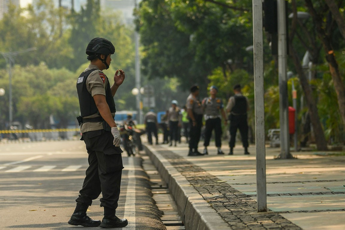 Explosion at Jakarta's Monas: What we know so far