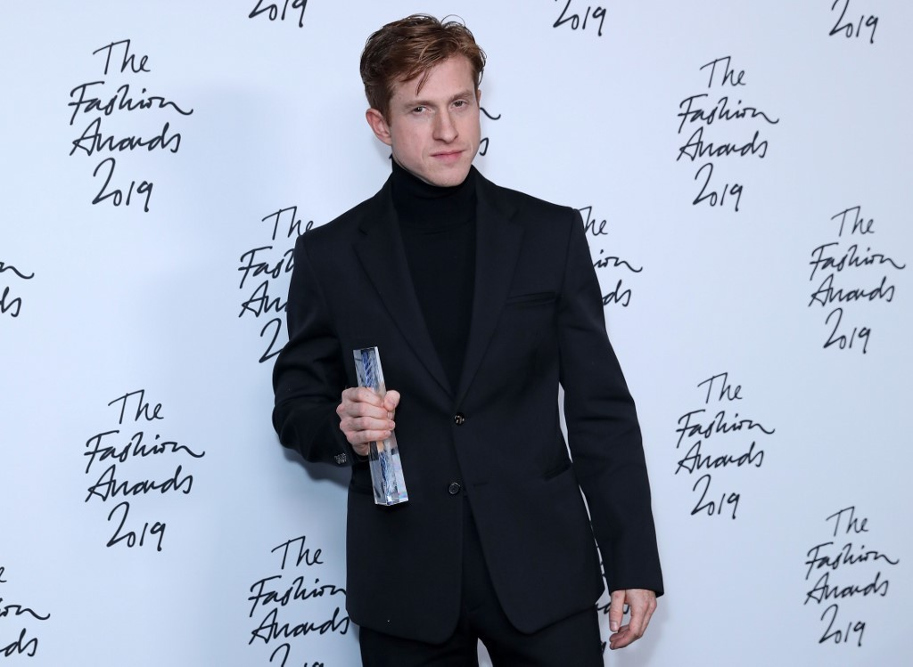 Bottega Veneta big winner at Fashion Awards in London