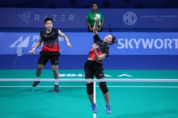 SEA Games: Indonesian badminton women's team gets silver after losing to Thailand