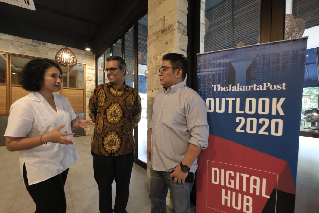 Digital hubs to support Indonesia's thriving digital economy: Business players