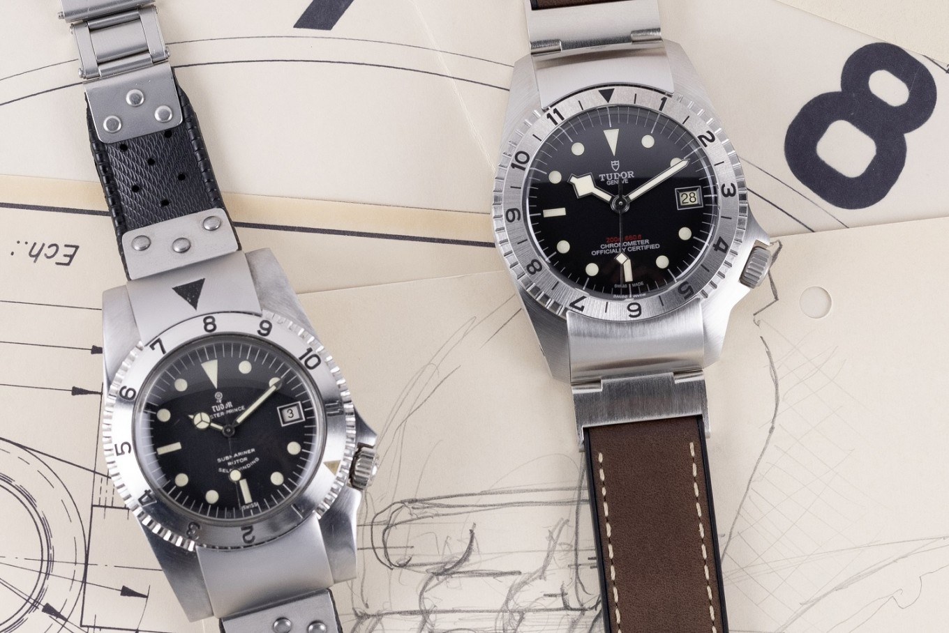 Tudor Black Bay P01 finally hits the market after 50 years