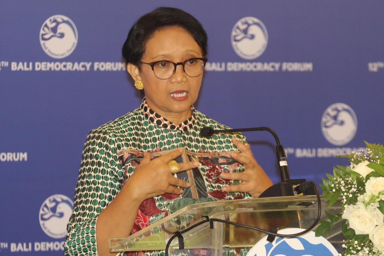 Construing '4+1 priorities' of Indonesia's diplomacy