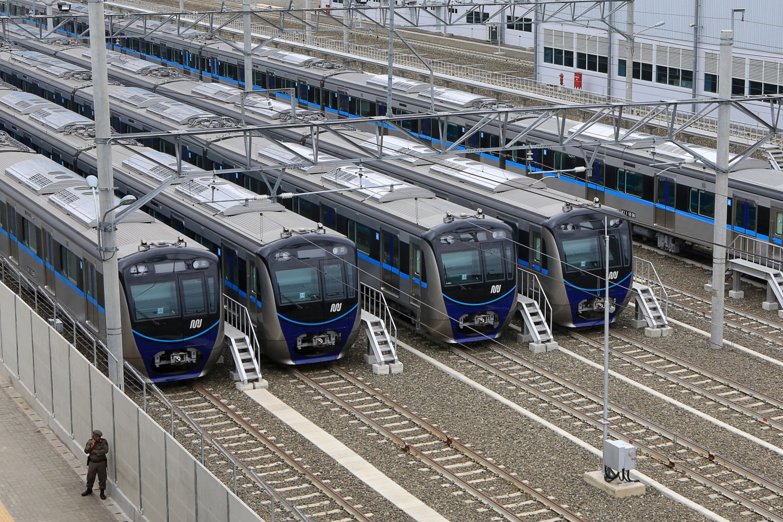 KAI, MRT ink deal to establish integrated Greater Jakarta transportation authority