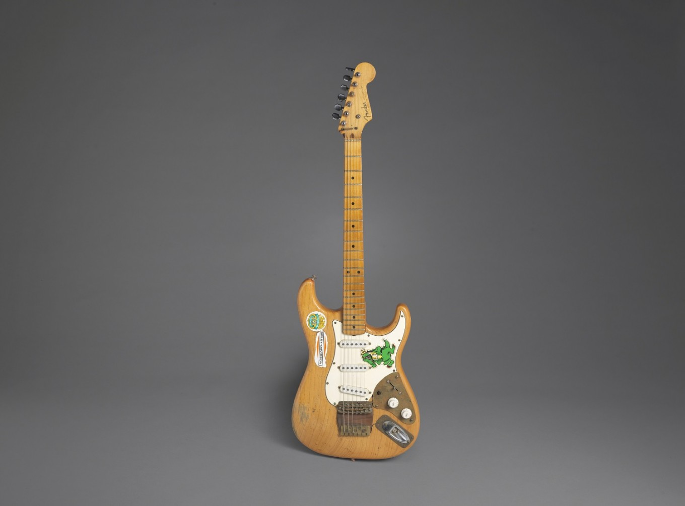 Jerry Garcia's Alligator guitar could sell for $400,000 at LA auction