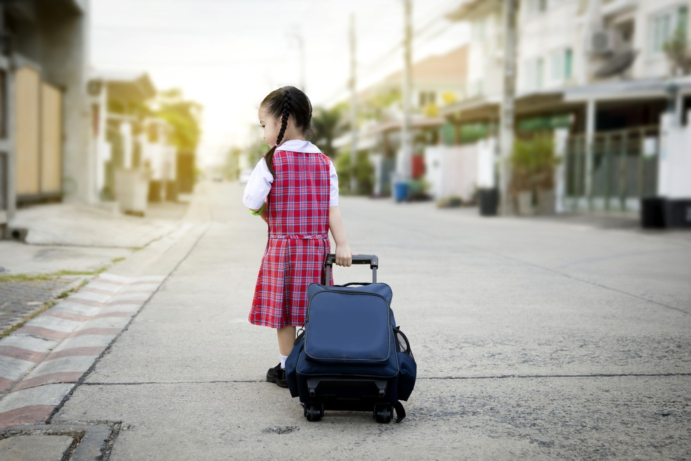 Thin line between neglect and independence for Japanese kids
