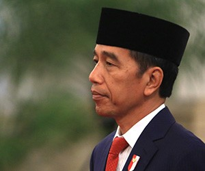 'It's defense diplomacy': Jokowi defends Prabowo's frequent overseas trips