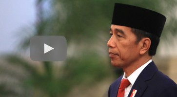 Jokowi named 2019 Asian of the Year by 'The Straits Times'