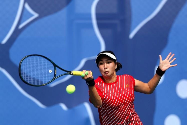 SEA Games: Indonesian tennis ace Aldila holds on to Grand Slam dream