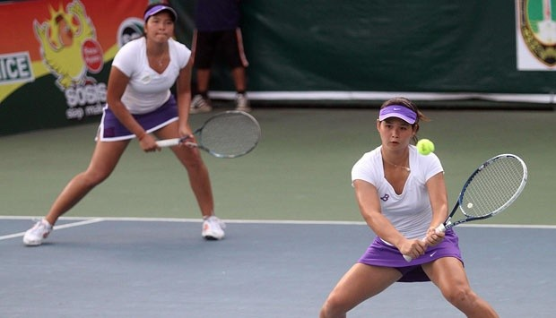 SEA Games: Indonesia solidifies second spot as women's doubles pair ends 14-year drought in tennis