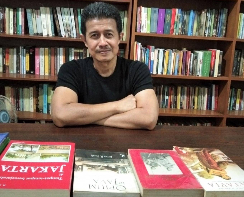 Trace of history: Author Iksaka Banu on coming full circle