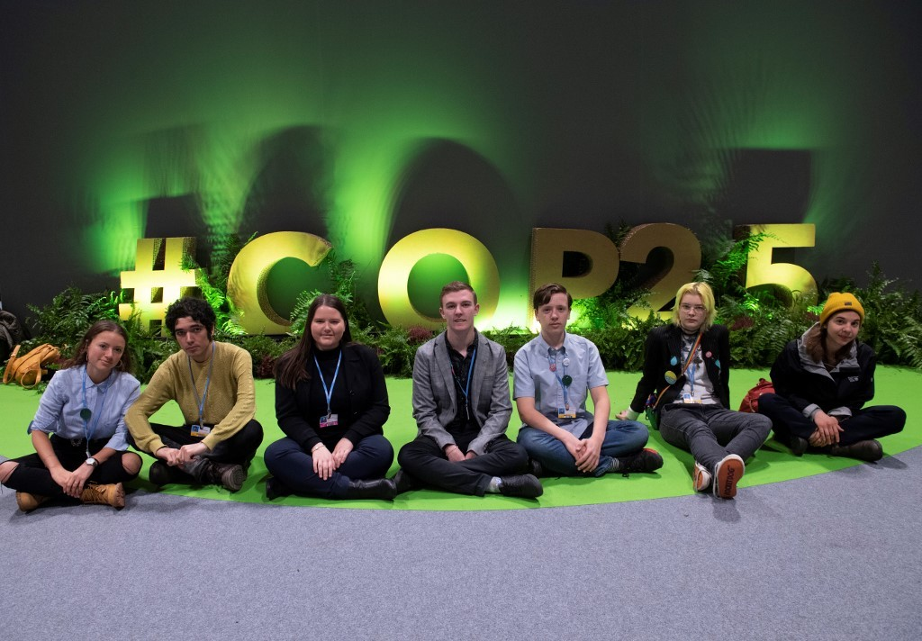 The US Has Almost No Official Presence at COP25