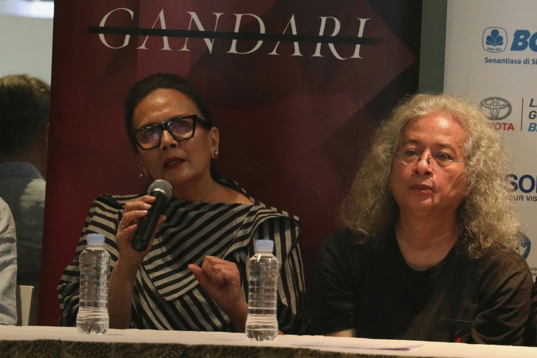 Opera Gandari: A new perspective on a Mahabharata character