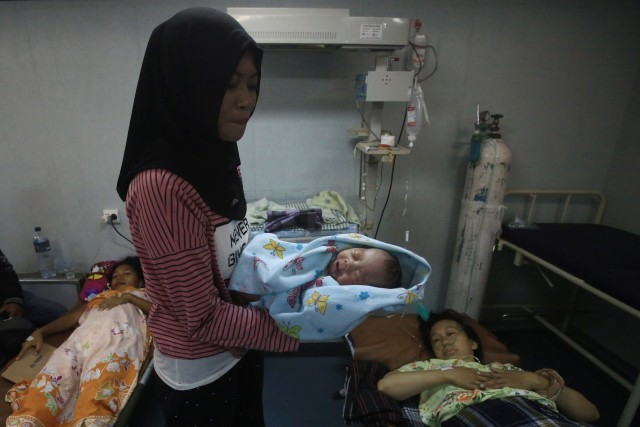 High prevalence of c-section births in Indonesia raises health, budget concerns