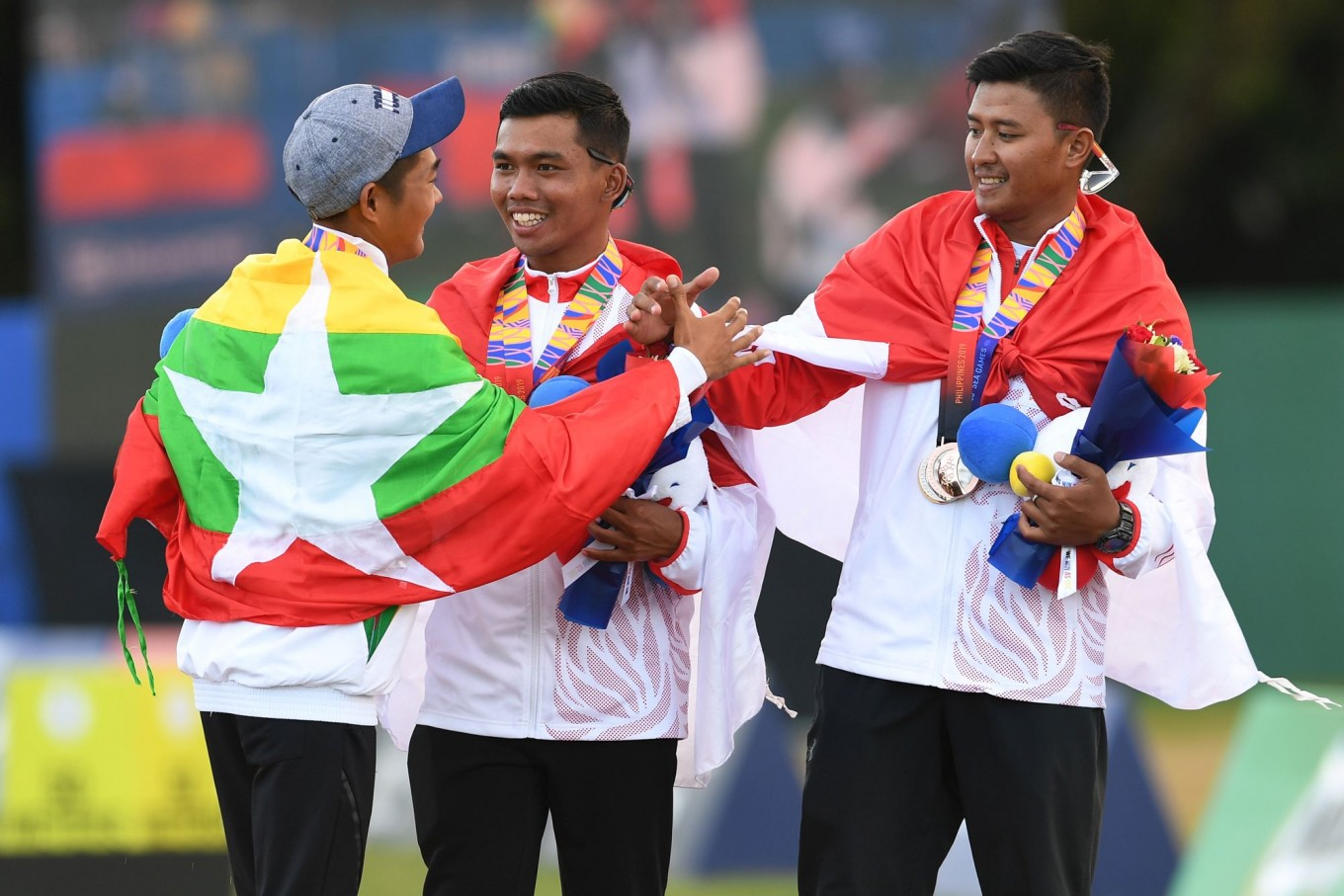 SEA Games: Fresh from 2 gold wins, Indonesian archers target Olympics