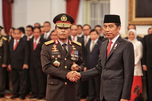 Jokowi orders Indonesia's top cop to reveal Novel's attacker within days