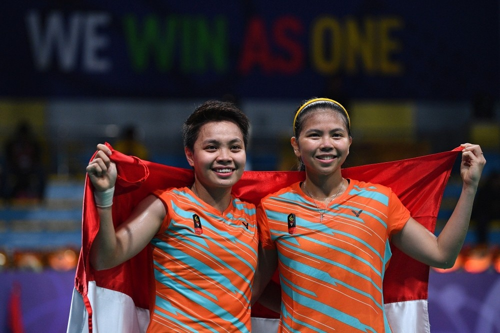 SEA Games: Greysia celebrates first gold after 14 years as young guns shine