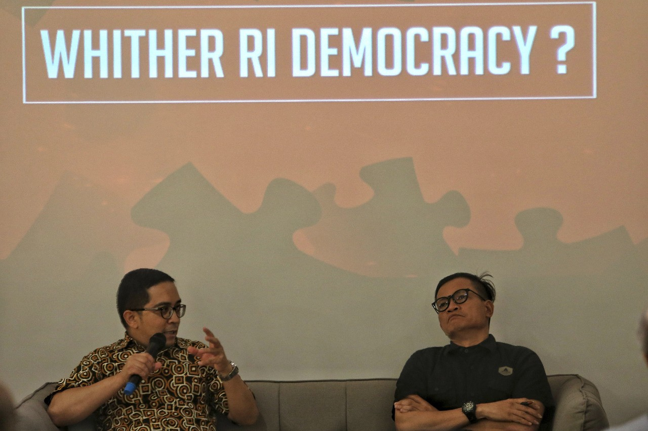 Indonesia has reasons for optimism despite democratic setbacks