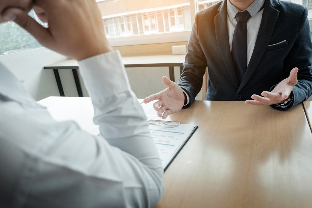 Nine things that may ruin your job interview