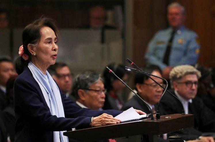 ICJ to rule next week on urgent measures in Rohingya genocide case