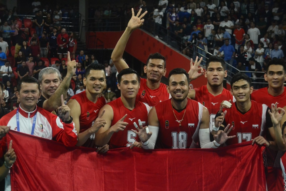 SEA Games: Indonesian medalists to be rewarded despite finishing fourth, Jokowi says