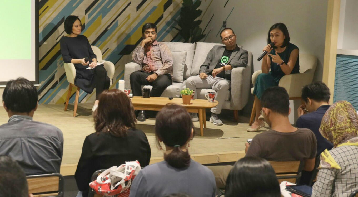 The Jakarta Post Outlook 2020: Innovating talents for the digital economy