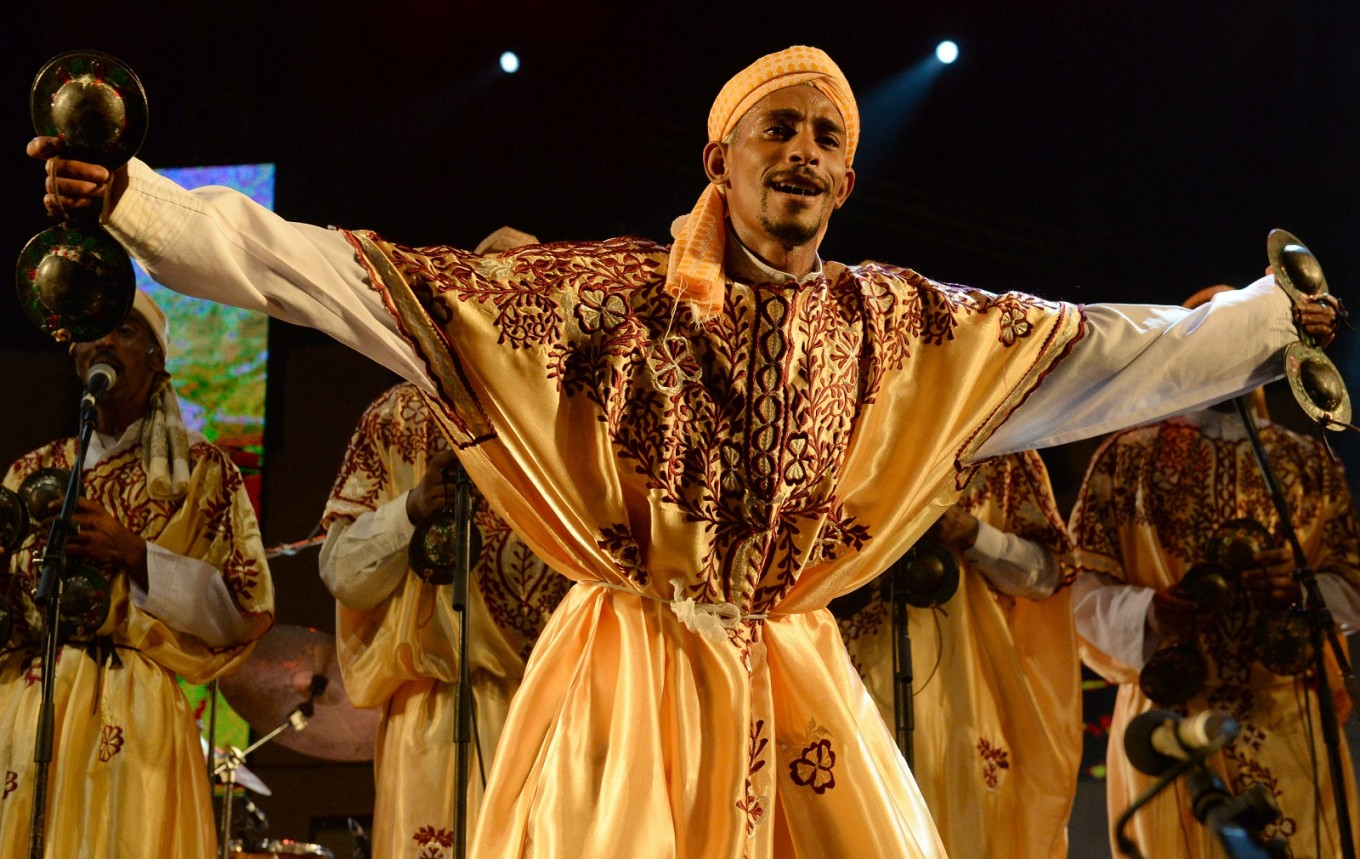 Morocco's Gnawa musical culture listed by UNESCO