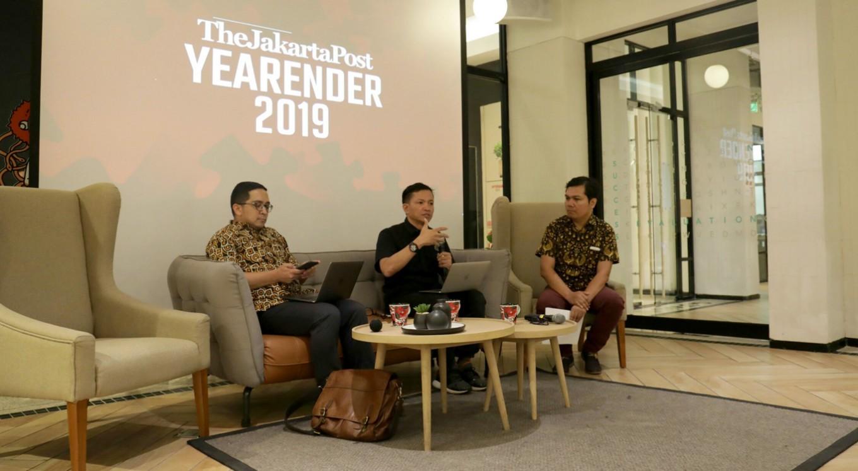 The Jakarta Post Yearender 2019: Whiter Republic Indonesia Democracy?