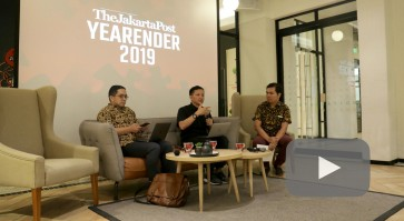 The Jakarta Post Yearender 2019: Whiter Republic Indonesia Democracy?