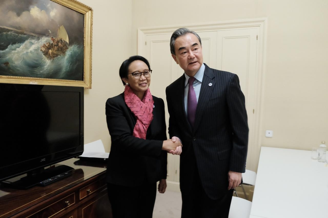 Indonesia, China to strengthen strategic partnership in 2020