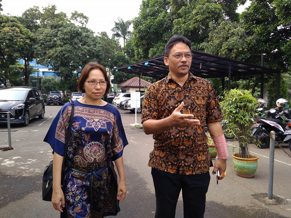 After months-long trial, schizophrenic Bogor woman absolved of blasphemy charge