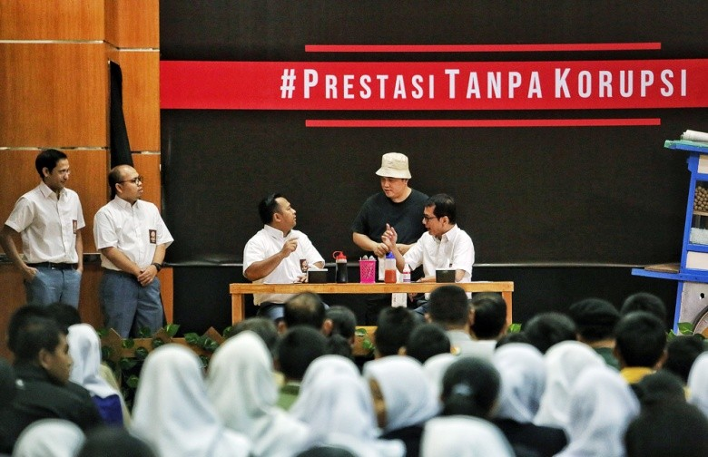 History test: Jokowi can salvage his anticorruption legacy