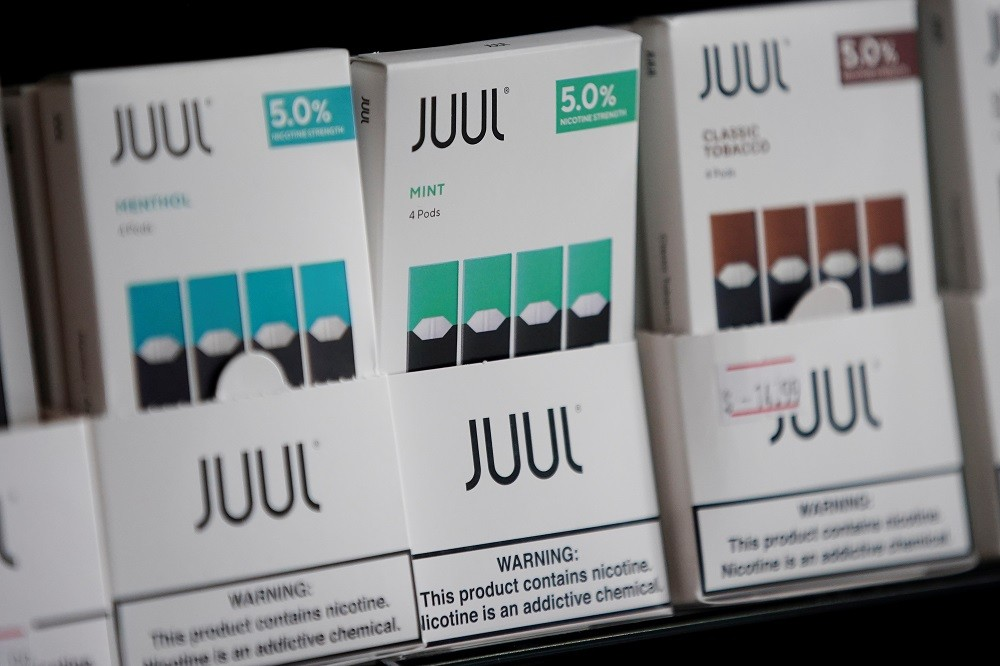 Juul halts Indonesia e-cig sales, throwing Asia expansion in doubt