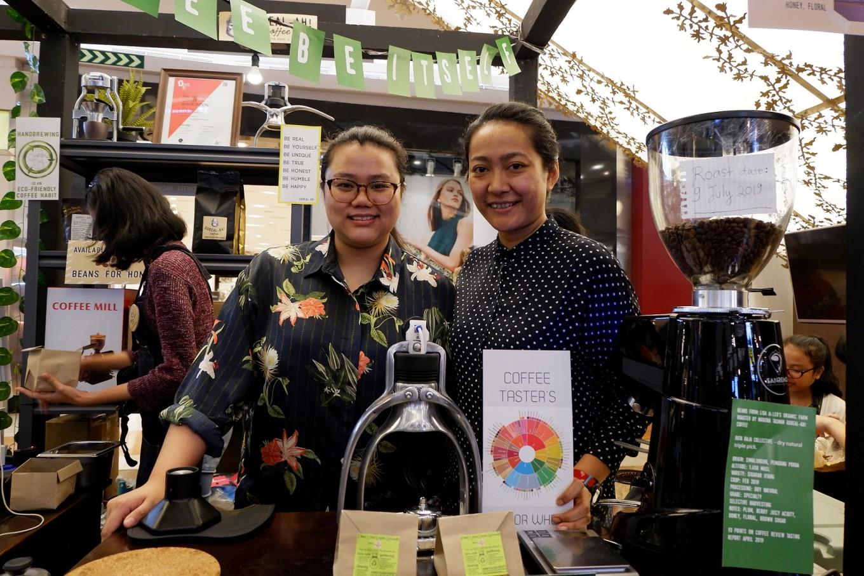 Goreal-Ah! Coffee falls for Simalungun coffee