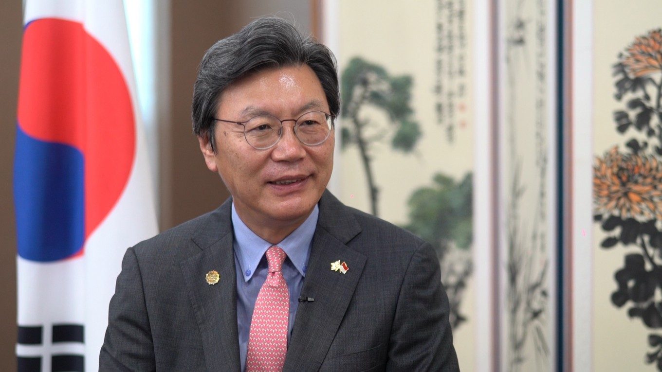 Strict safeguards key to successful polls during pandemic: South Korean envoy