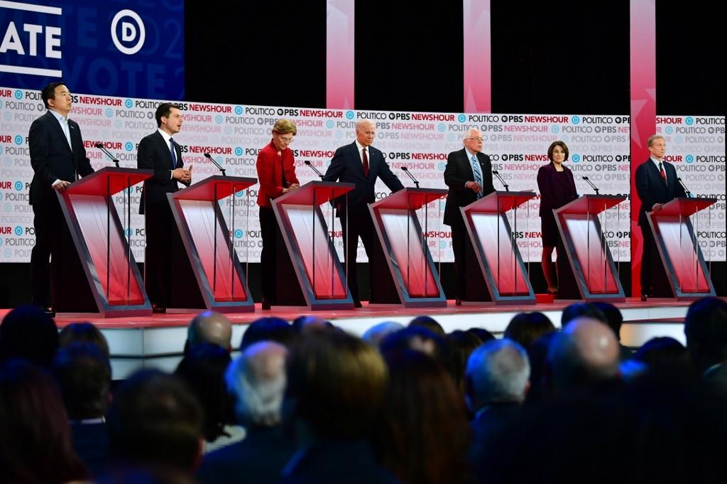 New York Times endorses Warren, Klobuchar for president