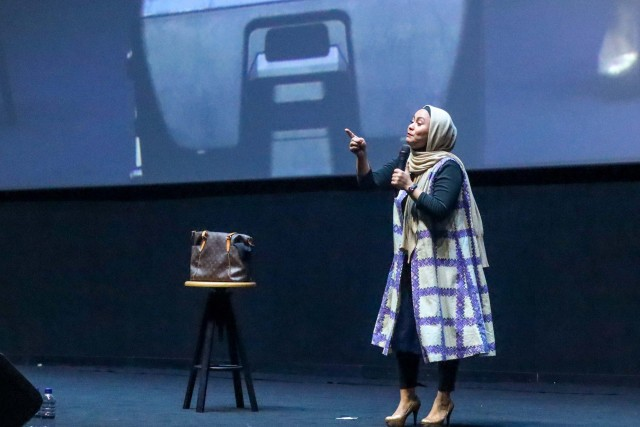 'Perempuan Berhak': Platform for female comedians continues to grow