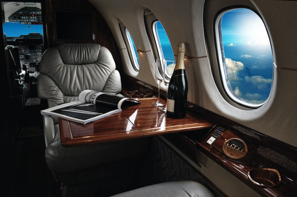 Can you own a private jet if you care about climate change? - News - The  Jakarta Post