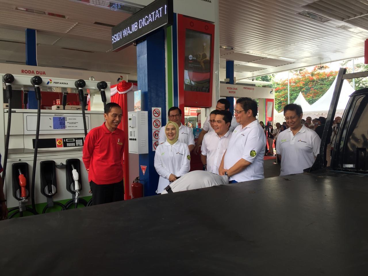Homegrown fuel: Jokowi kicks off B30 policy