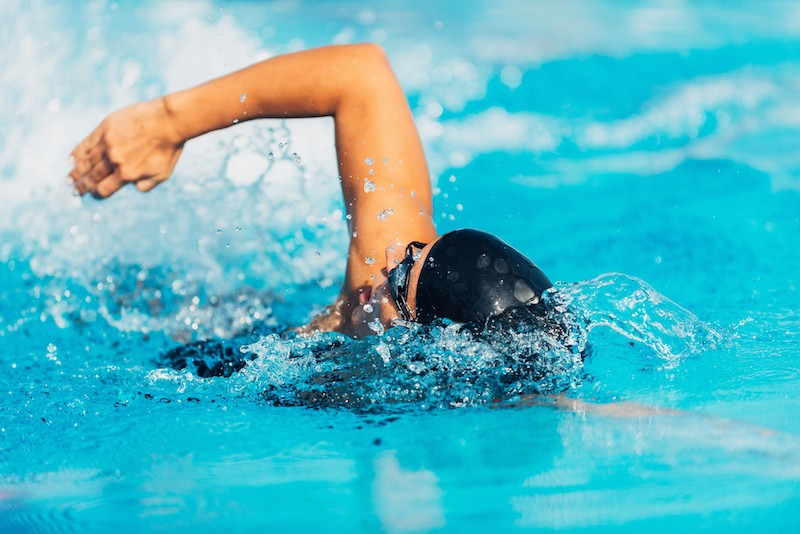 Swimming makes you hungrier and likely to eat more at the next meal: New research